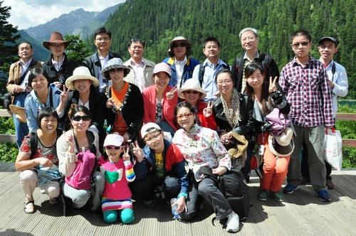 九寨沟野生珍稀动物资源共有17种